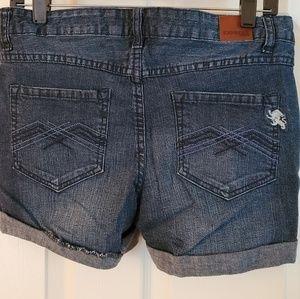 Express Shorts - Express jeans short size 8